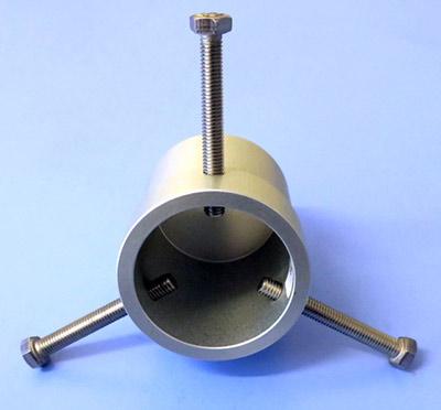 Fissatura anemometro