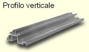 Integra profilo verticale