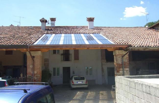 Integra - fotovoltaici per l'integrazione architettonica e penetrazione luce