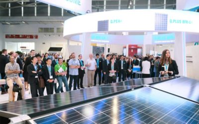 Intersolar Europe, Monaco, Germania, 15-17 Maggio  2019