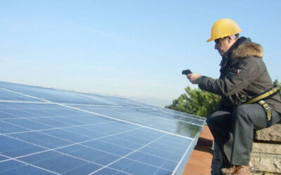Collaudi e Test di Impianti Fotovoltaici