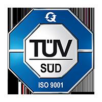 TUV ISO9001 logo